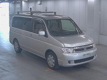 HONDA STEP WAGON 2003