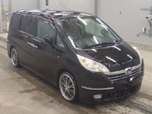 HONDA STEP WAGON 2005
