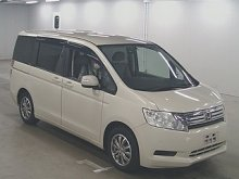 HONDA STEP WAGON 2011