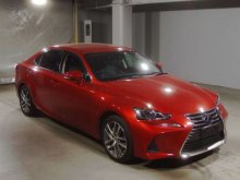 LEXUS IS300H 2017