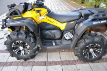 квадроцикл BRP CAN-AM OUTLANDER 1000
