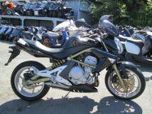 мотоцикл KAWASAKI ER-6N ER650A-004909