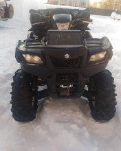 SUZUKI king quad 2006