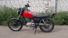 Дорожник SUZUKI Grasstracker 250 2005