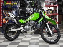 мотоцикл KAWASAKI KL250 арт.0050