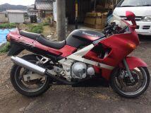мотоцикл KAWASAKI ZZR400 арт.0062
