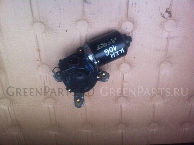 Мотор дворников на Toyota Hiace KZH106