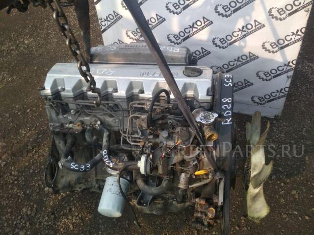 Двигатель на Nissan Laurel SC33 RD28