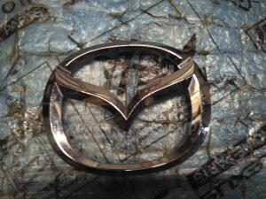 Эмблема на Mazda Cx-5