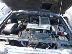 Двигатель на Mitsubishi Pajero V46W 4M40
