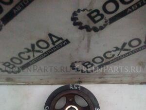 Шкив на Nissan Pathfinder R51 YD25