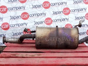 Глушитель на Mitsubishi Pajero 4 (V8, V9)