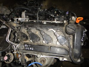 Катушка зажигания на Honda VEZEL RU1, RU2 L15B