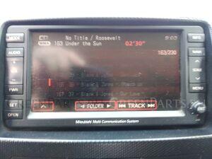 Магнитофон на Mitsubishi Outlander CW5W