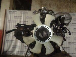 Двигатель в сборе на Mitsubishi Canter 4D33 E63886