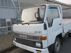 Крепление запаски на Toyota Hiace LH80 LH90 LH85LH95 2L