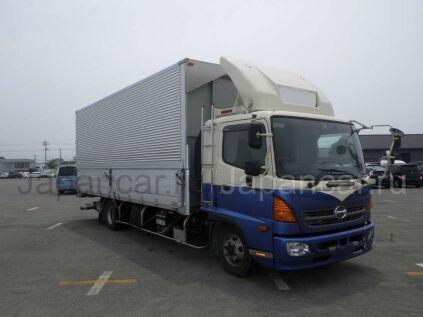 Фургон HINO RANGER ALUMINIUM WING 2014 года во Владивостоке