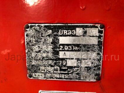 Крановая установка UNIC UR334H во Владивостоке
