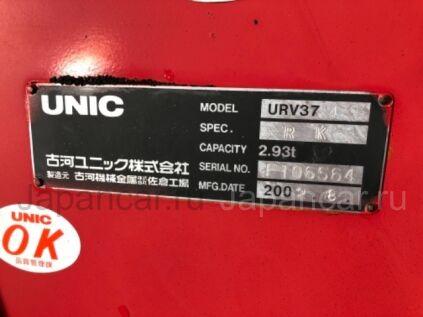 Крановая установка UNIC URV374 во Владивостоке