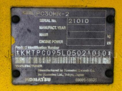 Экскаватор мини KOMATSU PC30MR-2 2003 года во Владивостоке