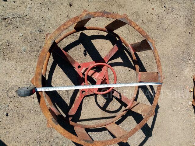Колеса грунт за цепы (болото ходы) на трактор Kubota