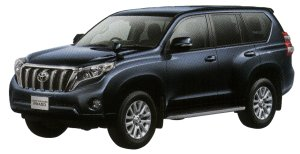 TOYOTA LAND CRUISER PRADO 2014 г.
