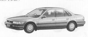 HONDA ASCOT 1991 г.