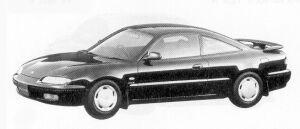 MAZDA MX-6 1992 г.