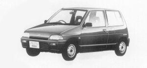 SUZUKI ALTO 1993 г.