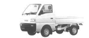 SUZUKI CARRY TRUCK 1994 г.