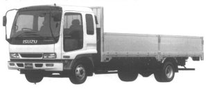 ISUZU FORWARD 1994 г.