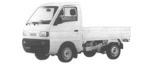 SUZUKI CARRY TRUCK 1995 г.