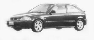 HONDA CIVIC 1996 г.