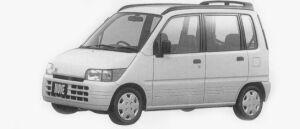 DAIHATSU MOVE 1996 г.