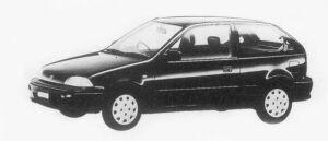 SUZUKI CULTUS 1996 г.