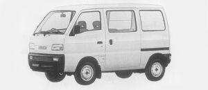 SUZUKI EVERY 1996 г.
