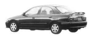 MAZDA FAMILIA 1997 г.