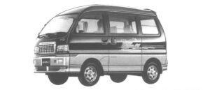 MITSUBISHI BRAVO 1998 г.