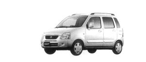 SUZUKI WAGON R PLUS 2000 г.