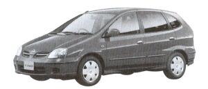 NISSAN TINO 2002 г.