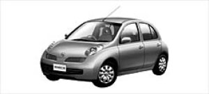 NISSAN MARCH 2003 г.