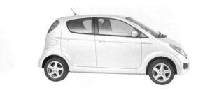 SUBARU R2 2004 г.