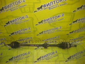 Привод на Toyota Vitz NCP10 2NZ-FE 43410-52070