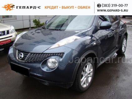 Nissan Juke 2011 года в Новосибирске