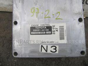 Блок управления efi на Toyota Ipsum TOYOTA IPSUM SXM10G, CXM10G, SXM10G, SXM15G (96-01 3S-FE 89661-44100