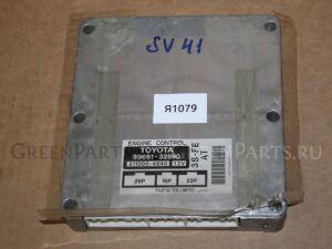 Блок управления efi на Toyota Camry SV41 3S-FE 89661-35890