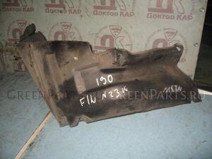 Подкрылок на Mitsubishi RVR N23W 1/2 часть
