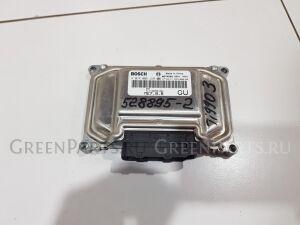 Блок управления двигателем на Chery Tiggo