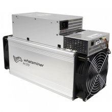 Майнер MicroBT WhatsMiner M21S+ 52T (SHA-256 майнер) с БП