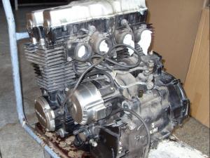 Двигатель cbx750 rc17e